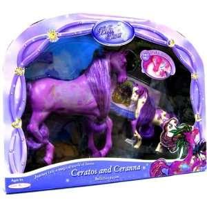 Bella Sara Horses Action Figure 2Pack Ceratos & Ceranna