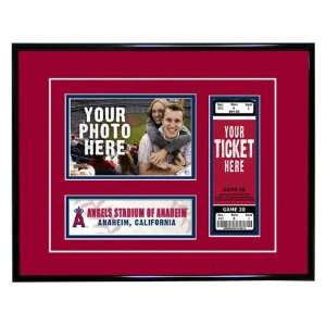 Los Angeles Angels   Game Day   Ticket Frame Sports