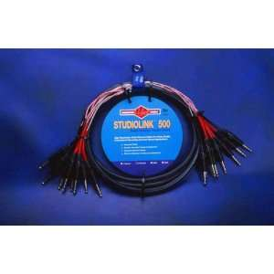 MONSTER CABLE Multi Channel Audio Snake Cables; 8 Channel Snake Cable
