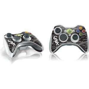 Cap Logo Blast Vinyl Skin for 1 Microsoft Xbox 360 Wireless Controller