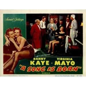 (11 x 14 Inches   28cm x 36cm) (1948) Style E  (Glenn Ford)(Alida