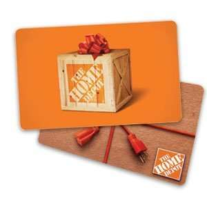 $25 Home Depot Gift Card: Everything Else