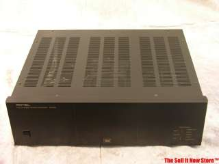 Rotel RB 985 RB985 Audiophile Reference Power Amp Amplifier THX 5