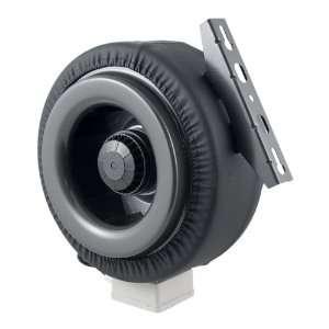 com 10 Inline Fan 790 CFM Hydroponics Inline Duct Fan Exhaust Blower