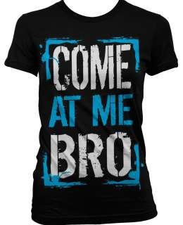 Bro Juniors Girls T Shirt Ronnie Jersey Shore MTV TV Show Funny Tees