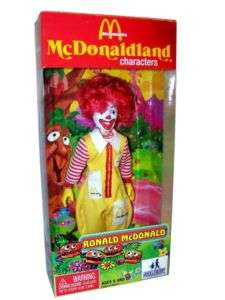 McDONALDS RONALD McDONALD McDONALDLAND DOLL NEW