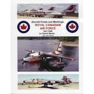 Royal Canadian Air Force, Aircraft Finish and Markings