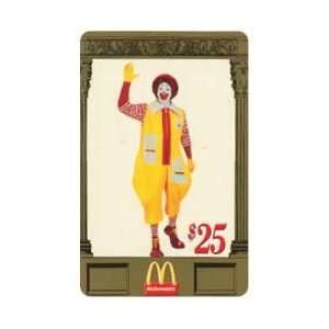 25. 17th Natl McDonalds 1996 Ronald McDonald GOLD