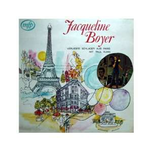 Schlager aus Paris mit Paul Kuhn (mfp) Jacqueline Boyer Music