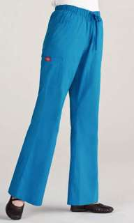NWT DICKIES SCRUB PANTS CARGO POCKET AND OTHER STYLES
