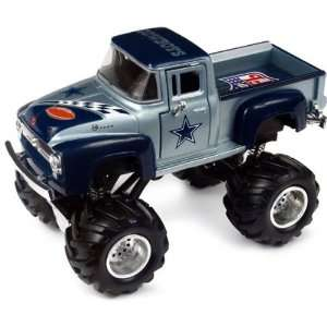 Dallas Cowboys 1956 Ford Monster Truck Sports & Outdoors