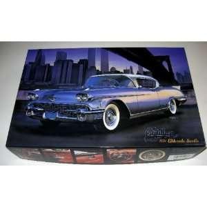 ARII   1/24 1958 Cadillac Eldorado Seville Hardtop (Plastic Models