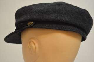 NEW CLASSIC SAILOR GREEK FISHERMAN HAT MILITARY ARMY CADET WOOL CAP