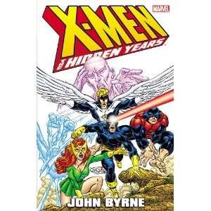 Men The Hidden Years   Volume 1 (9780785159698) John Byrne Books
