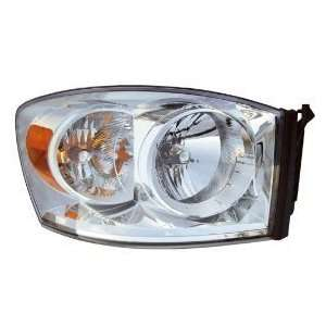 Dodge Ram Pickup OE Style Replacement Headlight Headlamp