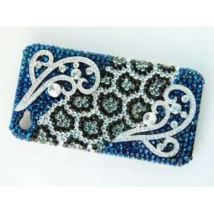 Cell Case Cover With Swarovski Crystal Rhinestone Cell Phones