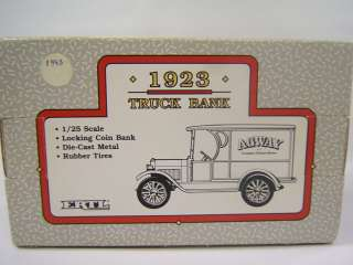 Ertl 1923 Truck Bank Agway red Edition 8 1993