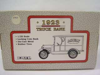 Ertl 1923 Truck Bank Agway red Edition 8 1993 |