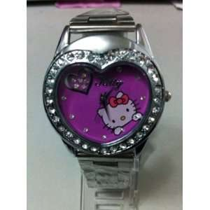Miss Peggy Jos   Hello Kittys Quartz Movement Watch**And