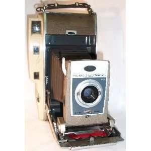 Polaroid 850 Electric Eye Folding Land Camera Everything