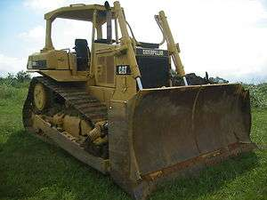 1995 Caterpillar D6H XL Bull Dozer