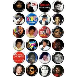 Buttons The Most Famous Singer Buttons/Pins/Badges