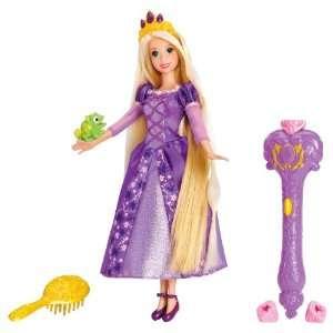 Disney Princess Enchanted Hair Rapunzel Doll Toys & Games