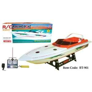 27 dual motor RC racing speed boat Remote Radio Control