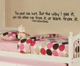 The Lion King Disney Vinyl Wall Art Sticker Decor Decal Quote