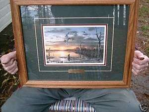 Beautiful Framed Print  Days End  by Jim Hansel Duc