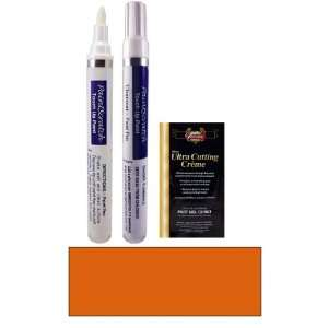 1/2 Oz. Imperial Orange Pearl Metallic Paint Pen Kit for