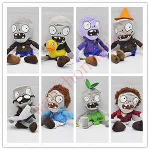 HOT Plants Vs Zombies Toy Hot PVZ Stuffed Soft Plush Toy Doll large