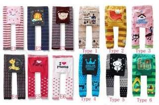 12 Colors Toddler Boys Girls Baby Legging Tights Leg Warmer Unsize