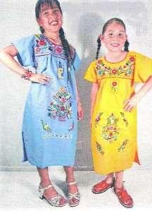 PUEBLA Dress Mexico Baby Toddler Child Costume PRECIOUS