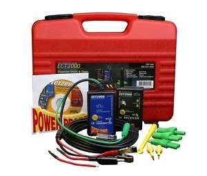 Power Probe ECT2000 Master Short Finder Kit NEW Style 0878253000111