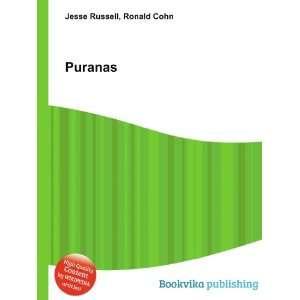 Puranas: Ronald Cohn Jesse Russell: Books
