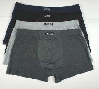 Sexy Bamboo Fiber Underwear Mens Boxer briefs Trunk ,S/M/L/XL
