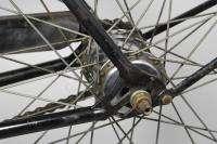 Vintage 1963 Phillips Ranger 3 speed mens bicycle bike English Tourist
