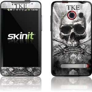 Tau Kappa Epsilon Skull & Cross Bones skin for HTC EVO 4G