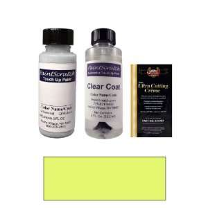 Oz. Lime Rock Green Metallic Paint Bottle Kit for 2013 Hyundai Genesis