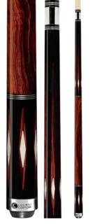 Lucasi LC50 Pool Cue w/ Case & Zero Flex Point Shaft