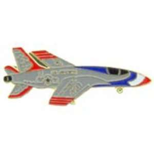 F 105 Thunder Airplane Pin 1 1/2 Arts, Crafts & Sewing