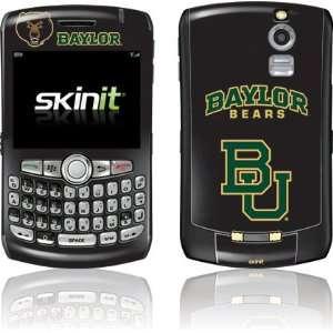 Baylor University Bears skin for BlackBerry Curve 8300