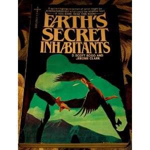 Secret Inhabitants Tempo Books D. Scott Rogo, Jerome Clark Books
