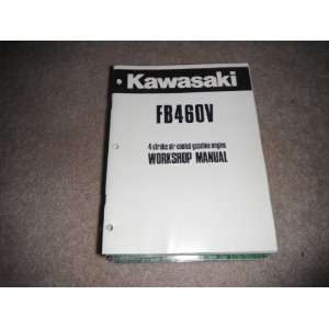 air cooled Gasoline Engine Service Manual kawasaki heavy industries