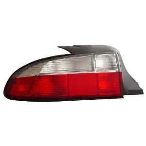 Anzo USA 221131 BMW Z3 Red/Clear Tail Light Assembly   (Sold in Pairs)