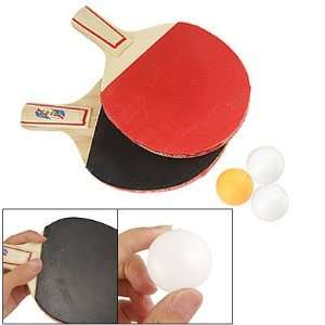 Wooden Pingpong Table Tennis Penhold Racket Paddle