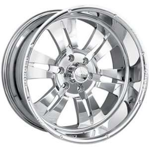 Forged Ion Thunder 20x9 Chrome Wheel / Rim 6x5.5 with a 10mm Offset