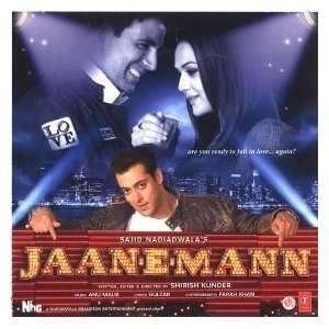 Jaan   E   Mann (0801112390528) Salman Khan Books