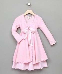 NEW Luna Copenhagen Pink Opera Set Dress Coat 2T